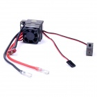 320A ESC Brushed Speed Controller for R/C Car Truck Boat (7.2~16V/ Flat Male Head)
