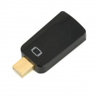 Мужской DP Mini Display Port для HDMI женский HD AV-адаптер - черный