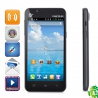 "PHICOMM i810t Android 4.2 Quad-Core TD-SCDMA / GSM Phone w/ 4.5"" IPS, GPS and Wi-Fi - Black"