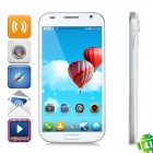 "Fadar W999 Android 4.1.2 WCDMA / GSM Bar Phone w/ 5.0"" Screen, Wi-Fi, 1GB RAM, 4GB ROM - White"