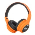 JEWAY JH-2303 Headband Bluetooth V4.0 Headphone w/ Mic. for IPHONE + Samsung + Tablet PC - Orange