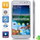 "G9000 MTK6592 Octa-Core Android 4.2.2 WCDMA Bar Phone w/ 5.3"" IPS FHD, 16GB ROM, OTG, GPS - White"