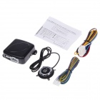 901 Universal 1-key-to-start Smart System for Car - Black
