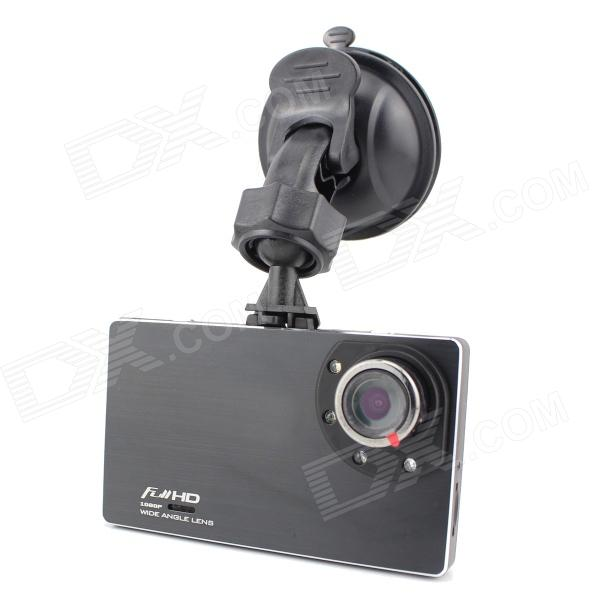 GT700  3 LCD 3.0MP COMS 150 FHD 1080P Car DVR Recorder w/ G-sensor / Night Vision / HDMI - DXCar DVRs<br>When the car stops and the G-sensor inducts collision the DVR will automatically power on and record 8 seconds the video will be saved as undetectable file. Touch the icon of parking movie in the screen to start/stop this function. Under recording mode press DOWN button momentarily to off microphone. Do not worry about your secret talk. when the light is bad open the high vision light.<br>