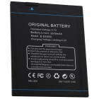 "DOOGEE Rechargeable Replacement ""3500mAh"" 3.7V Lithium Battery for DOOGEE MAX DG650 - Black"