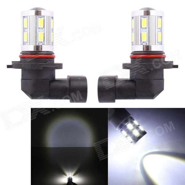 MZ 9005 11W 12-SMD 5630 + 1-LED 820lm White Car Backup / Signal / Indicator Lamp (12V)