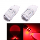 MZ T20 11W 12-SMD 5630 + Cree XP-E 820lm LED Red Car Brake / Tail / Signal / Indicator Lamps (12V)