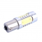 1156 7.5W 400LM 6000K White Light COB Steering / Tail / Signal Lamp for Car (10~24V)
