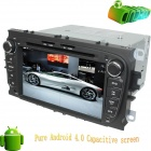 "LsqSTAR 7"" Pure Android Capacitive Screen Car DVD Player w/ GPS,RDS,BT,TV,SWC,AUX-IN for Ford Focus"