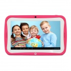 "R70AC 7"" IPS Android 4.2.2 Dual Core Kids Tablet PC w/ 512MB RAM / 8GB ROM - Red + White"