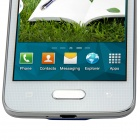 "H5W (GT-9000) MTK6572 double-Core Android 4.3.3 WCDMA Bar Phone avec 4.0 "", Wi-Fi et GPS-Blanc + Bleu"
