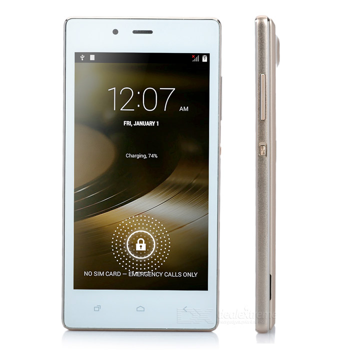 H5W(GT-9000) Dual-Core Android 4.3.3 WCDMA Bar Phone w/ 4.0