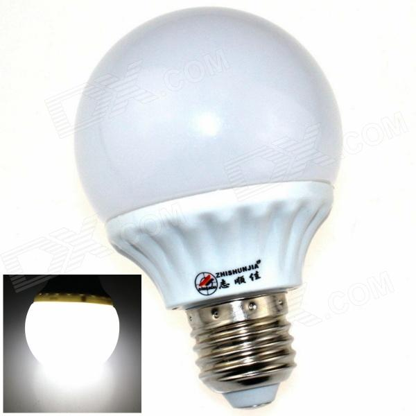 ZHISHUNJIA E27 9W 760lm 6500K 40-SMD 2835 LED White Light Lamp Bulb (AC 85~265V) e27 9w 760lm 6000k 30 smd 2835 led white light bulb ac 85 265v
