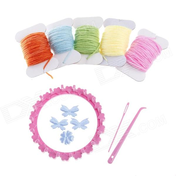 DIY Knitting Wool Toy for Children