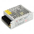 BTY 40W 12V 3.2A Switching Power Supply - Silver + Black