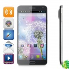 "H9008+ Android 4.2.2 Octa-core WCDMA Bar Phone w/ 5.7"" Screen, Wi-Fi, RAM 2GB and ROM 16GB - Black"