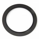 82mm Aluminum Alloy Adapter Ring for Cokin Z Hitech Singh-Ray - Black