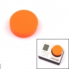 PANNOVO Professional Protective Silicone Lens Cover Cap Set for Gopro Hero 4/ 3 / 3+ - Orange