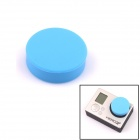 PANNOVO Professional Protective Silicone Lens Cover Cap Set for Gopro Hero 4/ 3 / 3+ / SJ4000 - Blue