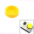 PANNOVO Professional Protective Silicone Lens Cover Cap Set for Gopro Hero 4/ 3 / 3+ - Yellow