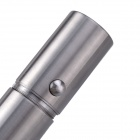 SingFire SF-345B Cree XP-E R3 180lm 3-Mode White Mini Flashlight - Silver (1 x 18650 x 3 x AAA)