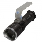 SingFire SF-341C Cree XM-L T6 800lm 3-Mode White Zooming Flashlight - Grey (1 x 18650 / 3 x AA)