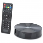 S82B Quad-Core Android 4.4 Google TV Player w/ 2GB RAM, 16GB ROM, TF, Wi-Fi - Black