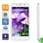 "Otium S5 MTK6582 Quad-Core Android 4.4.2 WCDMA Smartphone w/ 5"" IPS, OTG, Wi-Fi and GPS - White"