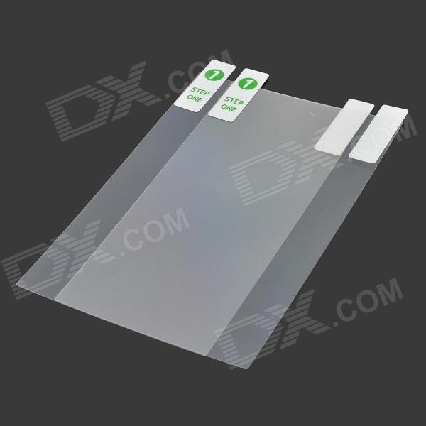 Protective Borrar PVE Screen Guard Film Protector para HTC One (M8) - Transparente (2 PCS)