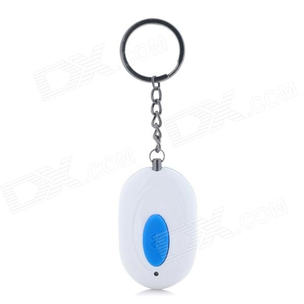 ZAP ZAP-AI-93 Wireless Bluetooth V3.0 Selfie Remote Shutter for IPHONE + More - White (1 x CR2032)