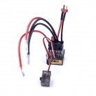 320A ESC Brushed Speed Controller for R/C Car Truck Boat (7.2~16V / Flat Male Head)