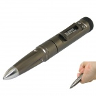 LAIX B-008R EDC Stainless Steel Outdoor Self-Defense Tactical Pen - Brown