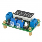 DC-DC Adjustable Step-Down Regulator Module - Green + Blue