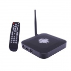CYX918B Quad Core Android 4.2 Google TV Player w/ 2GB RAM, 8GB ROM, HDMI, TF, SD, Remote Controller