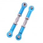 HSP 166017 Aluminum Rod Upgrade Parts for 94166 / 94170 / 94117 / 94111 1:10 R/C Car (Pair)