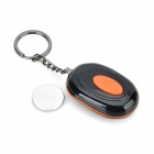 ZAP ZAP-AI-93 Wireless Bluetooth V3.0 Selfie Remote Shutter for IPHONE + More - Black (1 x CR2032)