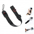 Quick Release Camera Cuff Wrist Strap for Camera / SupTig / GoPro Hero 4/ 2 / 3 / 3+/SJ4000 - Black