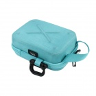 TMC Medium Size Protective EVA Camera Storage Bag for Gopro Hero 4/ 3+ / 3 / 2 - Blue