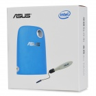 12W 250lm 3000K ASUS USB Touch Lamp + Stylus - azul + blanco