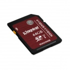 Kingston Digital Kingston Digital 64GB SDXC UHS-I Speed Class 3 Flash Card (SDA3/64GB)