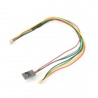 APM 2.5 / 2.6 to 3DR / OSD Connection Cable - Multicolored (21.6cm)