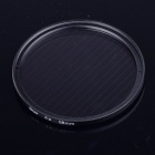 58mm Starburst 4-Point / 6-Point / 8-Point Ultra-thin Lens Filter for SLR - Black (3 PCS)
