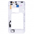 Repair Part Replacement Medium Plate + Volume Button + Mute Button for Samsung Galaxy S2 - White