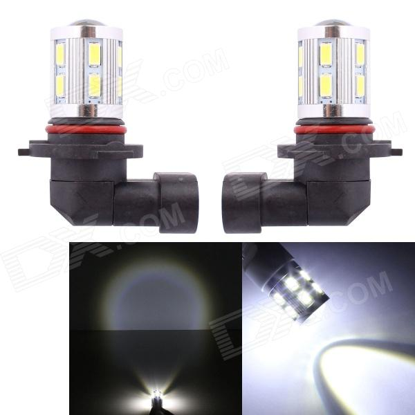 MZ 9006 11W 12-SMD 5630 + 1-LED White Light Car Backup / Sinal / Indicador da lâmpada (12V)