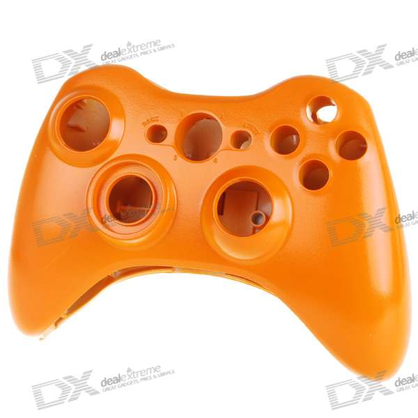 Replacement Housing Case with Screwdriver for Xbox 360 Wireless Controller (Orange) вытяжка подвесная hansa osc 611 wh белый