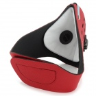 JCSP n-626 Outdoor Cycling Bike Neoprene + Activated Carbon Face Mask / Cover - Red (L)