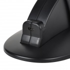 Convenient Dual Output Charging Station for XBOX ONE - Black