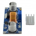 DC-DC Adjustable Step-down Heatsink Power Module - Blue (5A)