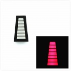 PZ-302 7-Segment Trapezoid Style LED Digital Tube Display Module with Red Light