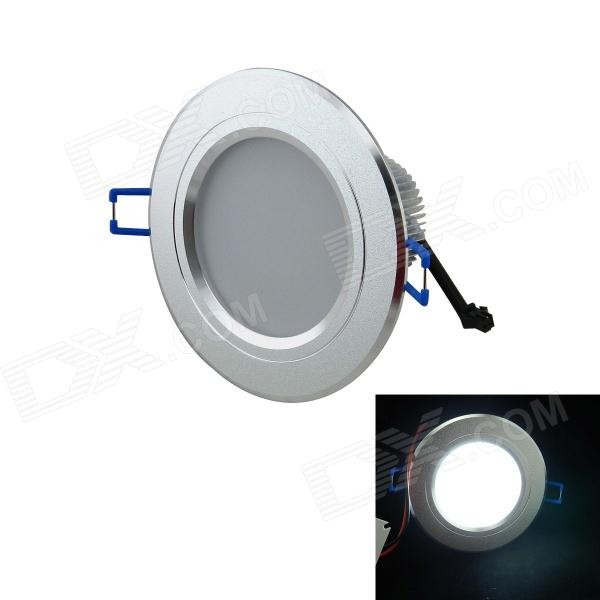 IN-Color V48-1 5W 55lm 6500K 10-SMD 5730 LED White Light Ceiling Lamp / Downlight (AC 85~265V)